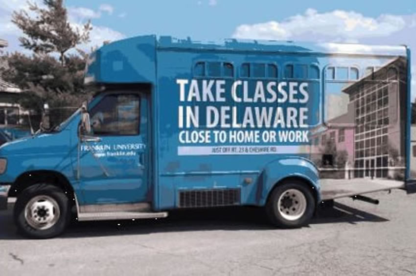 Advertising with Delaware County Transit